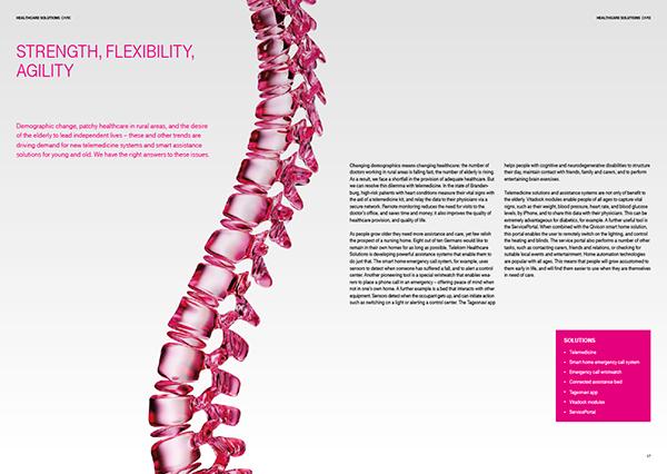 image brochure spine