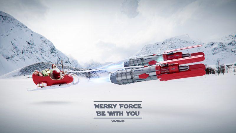2015_Weihnachtskarte_Viaframe