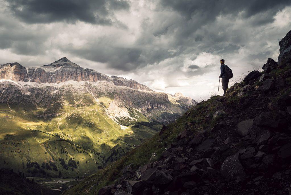 Dolomites Bindelweg