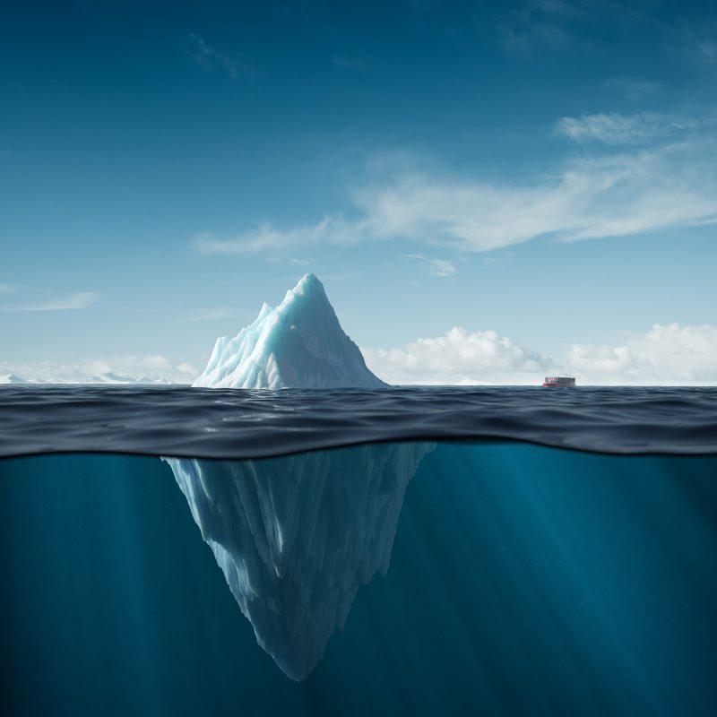 iceberg cgi